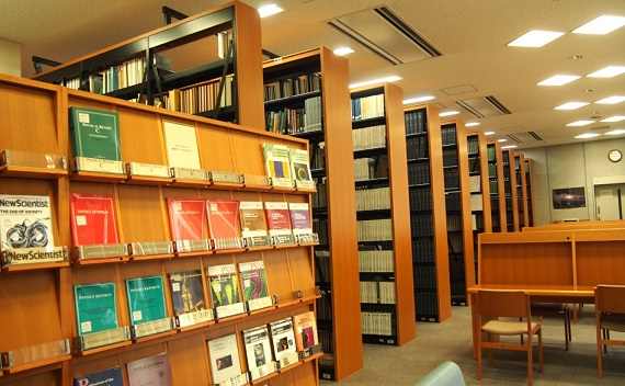 Institute for Cosmic Ray Research Library