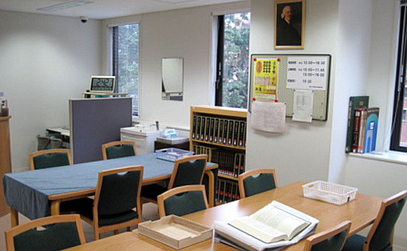The Resources and Historical Collections Office