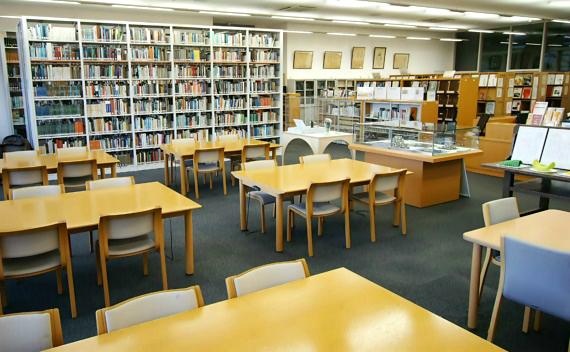工2号館図書室(機械系、精密工学、電気系、総合研究機構) | 東京大学 ...