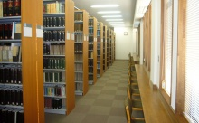 Graduate Schools for Law and Politics / Faculty of Law Library